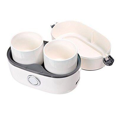 Sanko Personal Rice Cooker portable for Solo Use MINIRCE2 w/