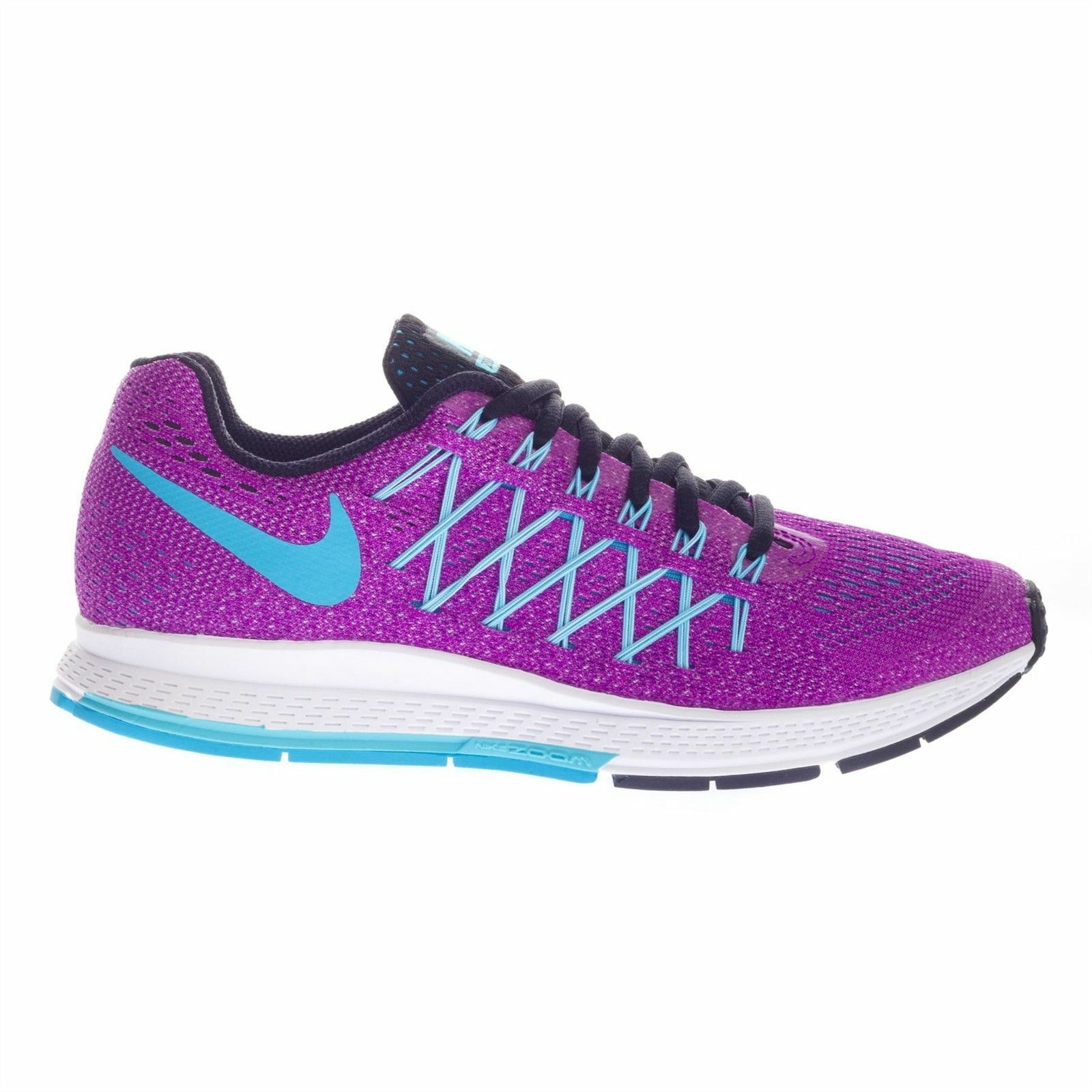 Couleurs variées 9672a dadff Details about Nike Women's Air Zoom Pegasus 32 Low Top Running Trainers