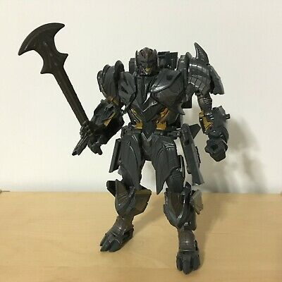 Transformers Voyager Megatron The Last Knight