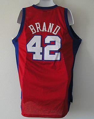 e99efdbac33 nw~Adidas ELTON BRAND LA CLIPPERS NBA Los Angeles Basketball Swingman  Jersey~2XL