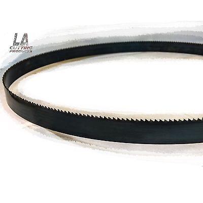 115 12 9-7 12 X 34 X .035 X 10n Carbon Wood Band Saw Blade 1 Pcs