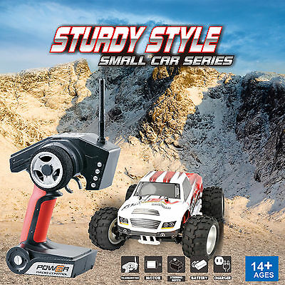 WLtoys A979 - B 1:18Scale 2.4G 4WD RC Car Truck 70KM/H Off-Road Raing Buggy Toy