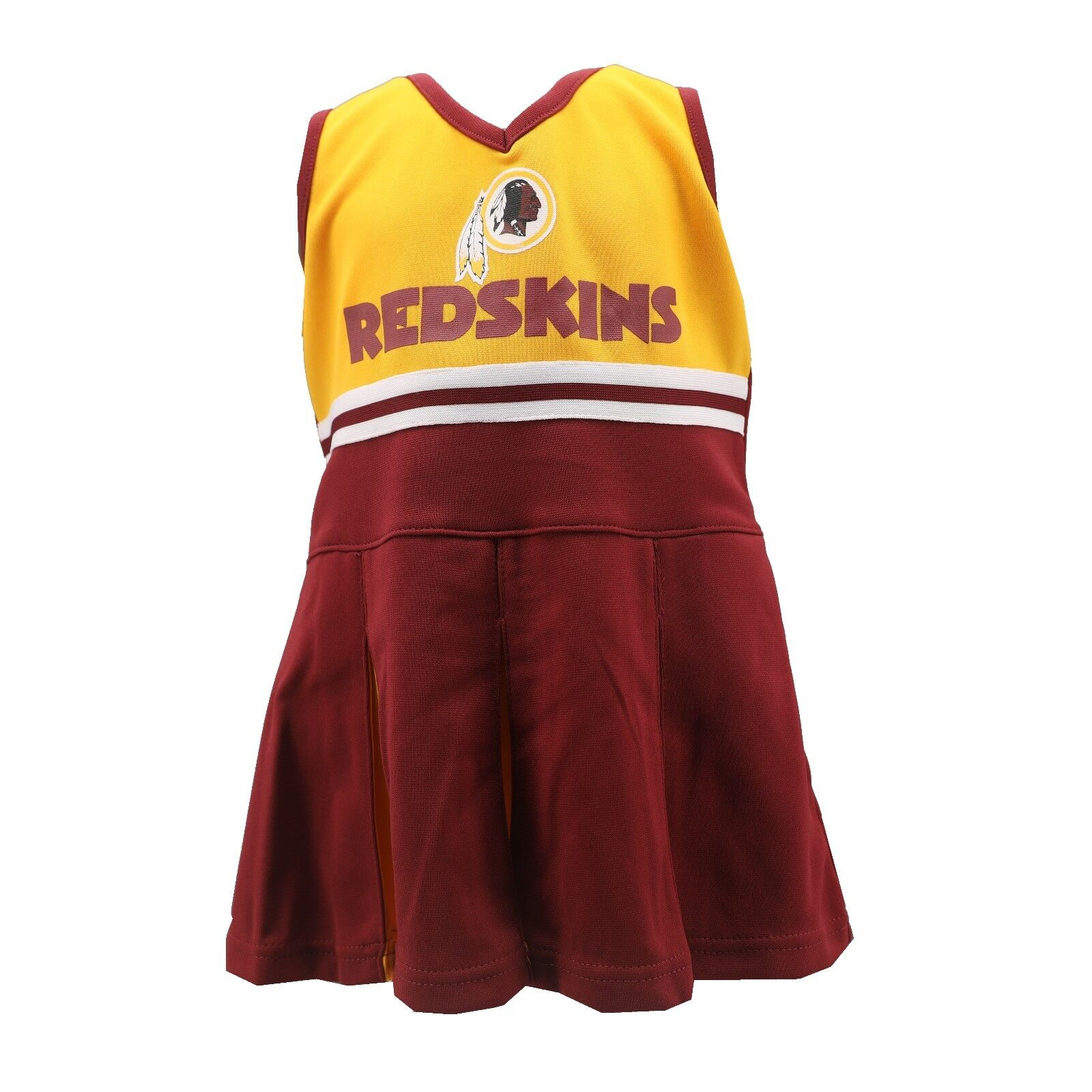 Details about Washington Redskins NFL Toddler Cheerleader Outfit with  Bottoms Combo Set New 726d88b0c