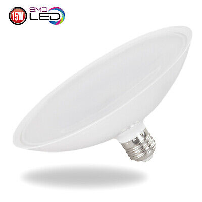 LED Birne Leuchtmittel E27 Lampe UFO Strahler 4200K Naturweiss 15W E27 segunda mano  Embacar hacia Spain
