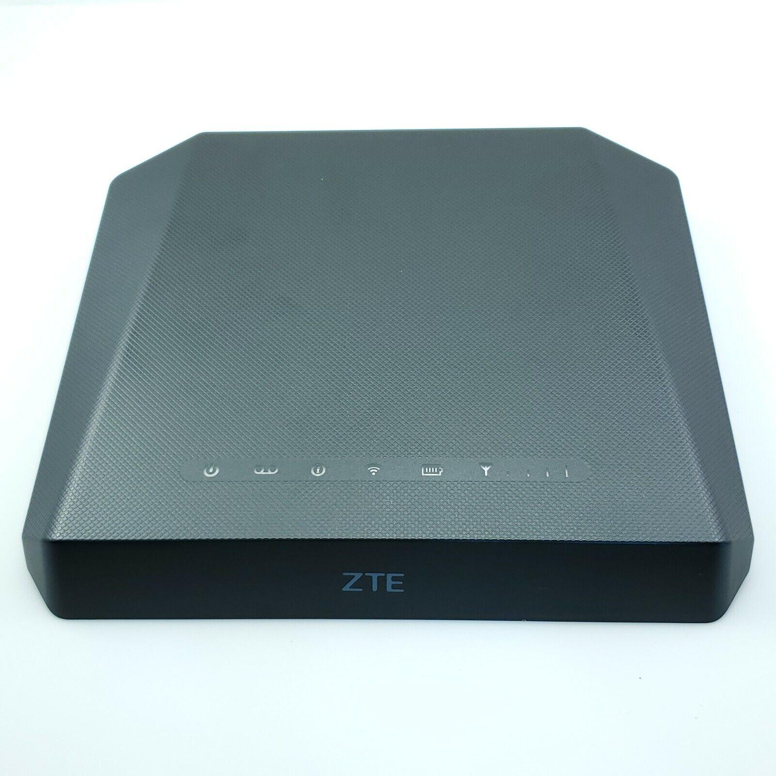 ZTE MF288 Turbo 4G LTE Unlocked Wi-Fi Router