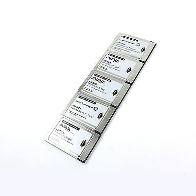 Avaya Partner Acs Remote Access Backup Restore Card 700429244 - 5 Per Order