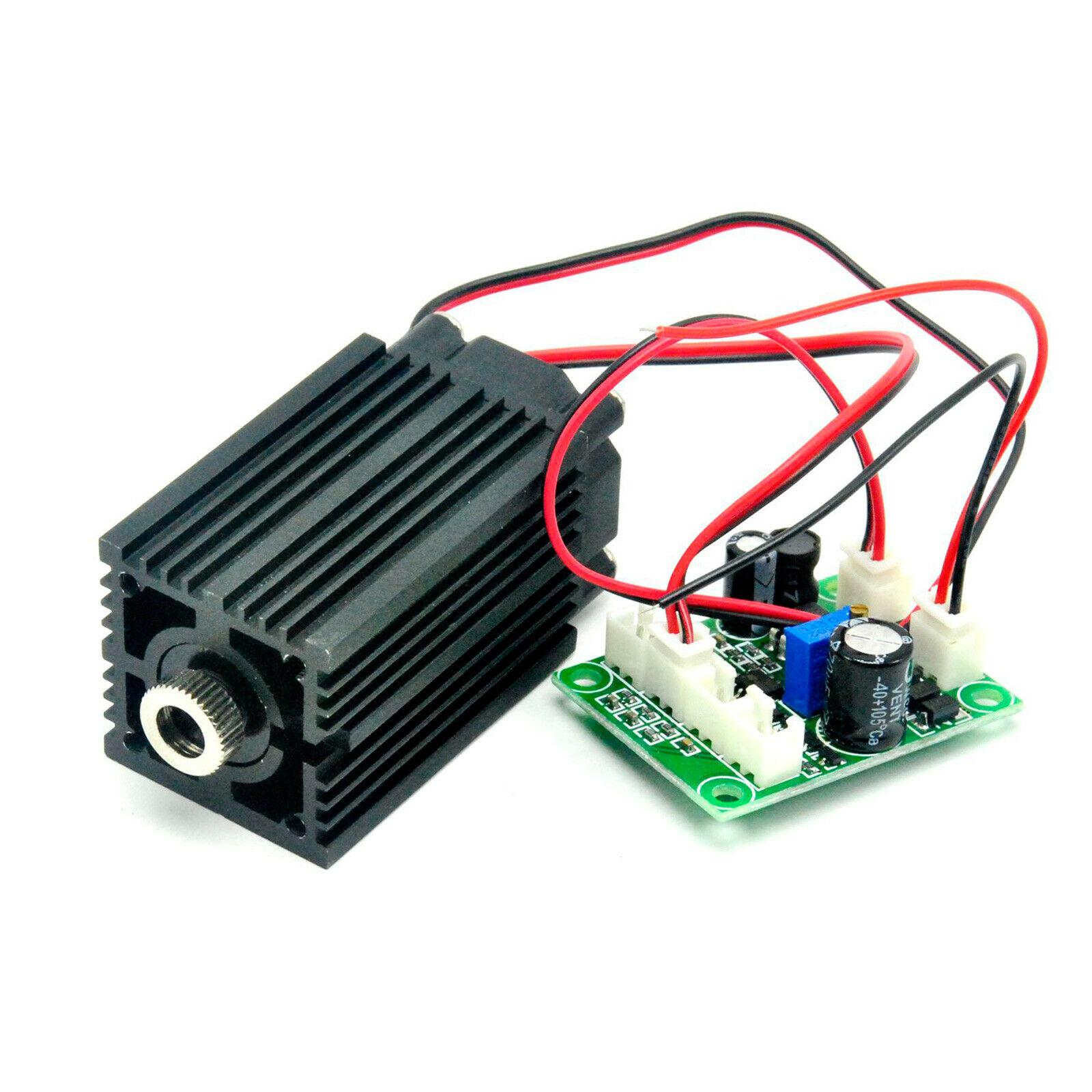 980nm 200mW IR Infraid laser Dot Line Cross Module w/ TTL+ Fan Cooling + Adapter