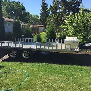 Aluma trailer