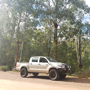 Toyota Hilux 4x4 Auto Phillip Woden Valley Preview