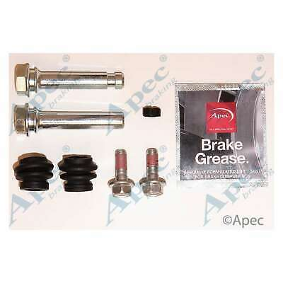 Rear Apec Brake Pad Set Toyota Paseo Starlet