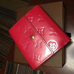 quick sale louis Vuitton Vernis patent pink leather wallet purse Perth Perth City Area Preview