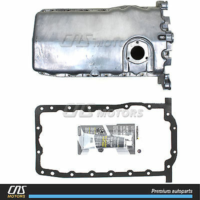 Engine Oil Pan w/ Graphite Gasket for 98-03 VW Beetle Golf Jetta 1.9L 2.0L SOHC