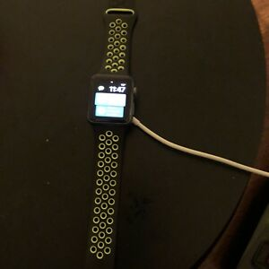 Apple Watch 1st Generation with Nike Sports Band