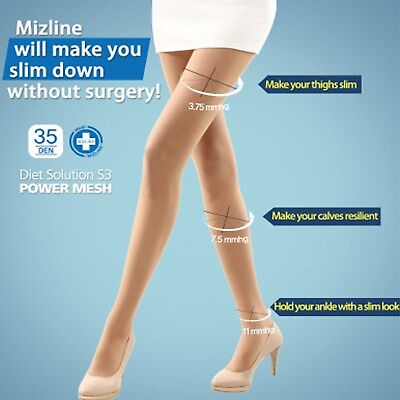 Korean High Elasticity Pressing Black Pantyhose Stockings to make your legs thin