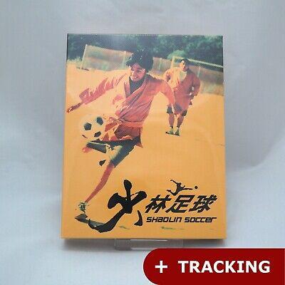 Shaolin Soccer .Blu-ray Limited Edition w/ Lenticular Insert
