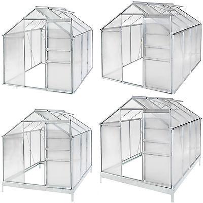 Aluminium broeikas serre tuinkas kweekkas planten kas greenhouse