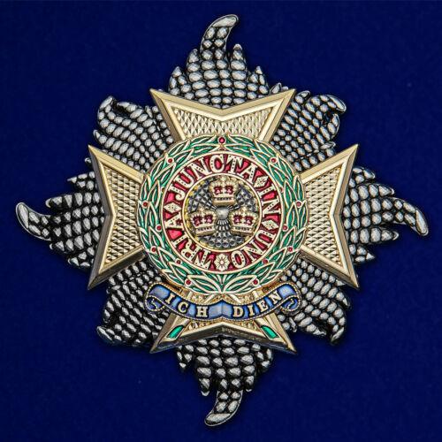 AWARD Star of the Knight Commander Order Bath ENGLAND United KINGDOM ROYAL UK .