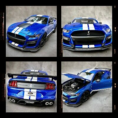2020 Mustang Shelby GT500 Speciale Special Edition Diecast Boxed 1:18 Model Car