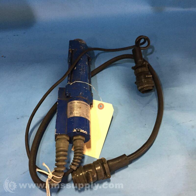 Quantai Systems Inc 5480E Nutrunner Motor USIP