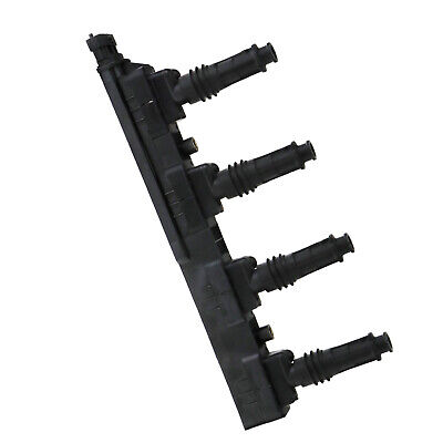 Ignition Module Coil Pack 6 Pin Black For Vauxhall Opel Agila Astra Corsa Meriva