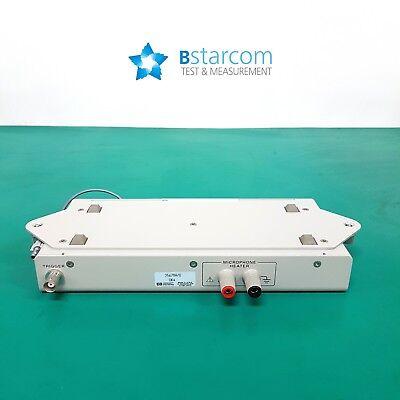 Hp 35670au Dynamic Signal Analyzer - Opt Uk4