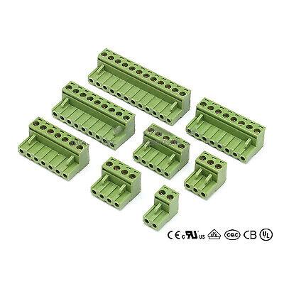 5.08mm Pitch Pcb Terminal Block Ramps Connector Plug-in Screw 2 -12pin Kf2edgk