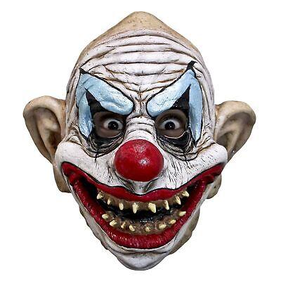 Men's Kinky Clown Evil Overhead Latex Costume Mask Halloween Party Scary - Kinky Halloween Costume