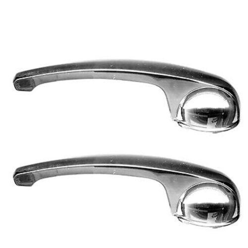 47-66 Chevy & GMC Truck Chrome Interior Inside Door Handles Pair Chevrolet