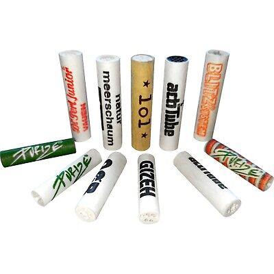 Aktivkohlefilter Probierpaket Regular + Slim (actitube purize lol ocb gizeh etc)