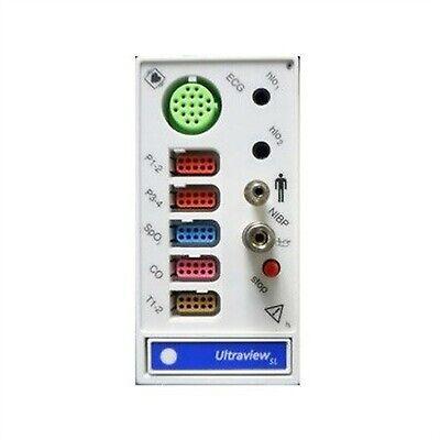 Spacelabs Ultraview 91496 Module Ecg Spo2 Nibp Co Temp 1 2 P1-4