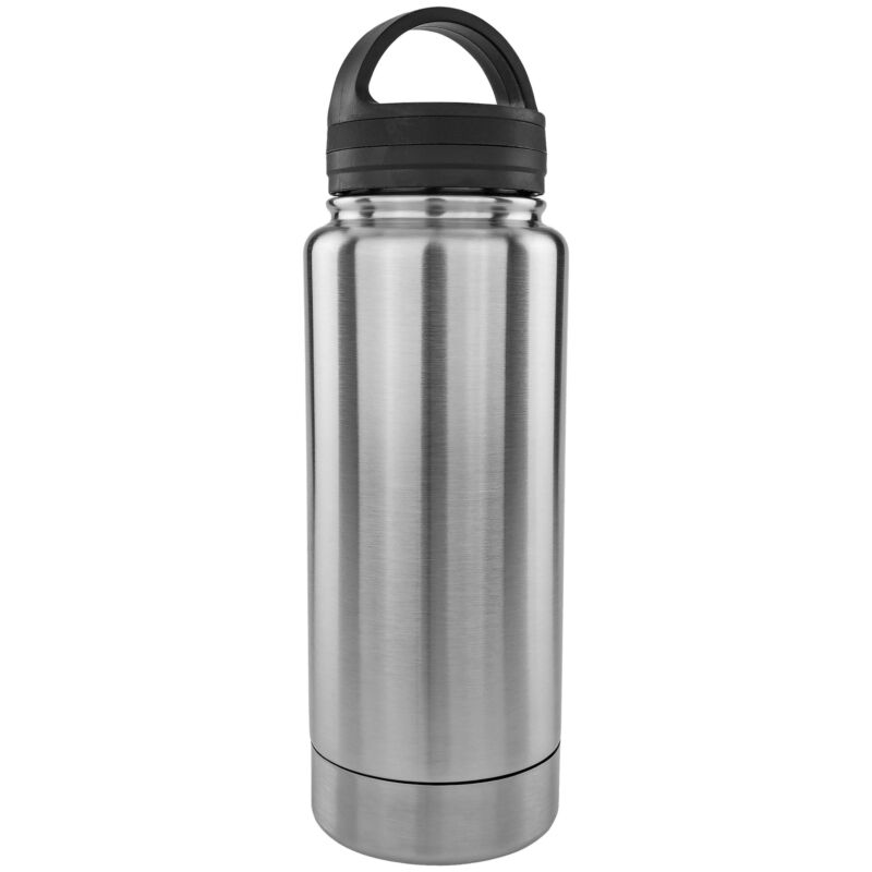 Stainless Steel Bottle Diversion Safe Store Small Valuables Dual Purpose 12oz