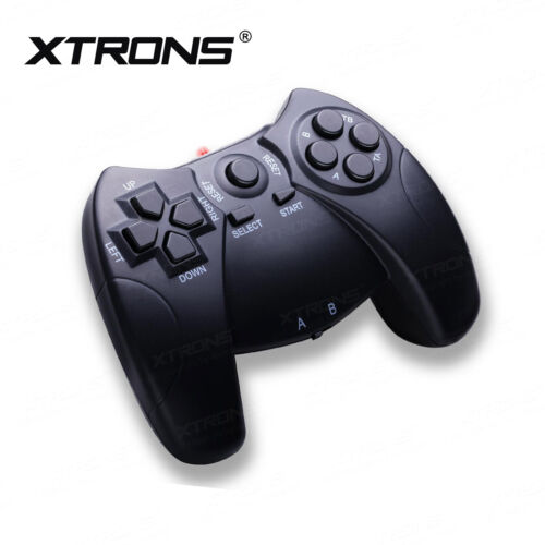 2CH IR Infrared Wireless Game Pad Joystick Controller TV Tablet Remote Control