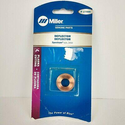 Miller Genuine Deflector For Spectrum 625 X-treme 2050 Plasma Cutter - 177888