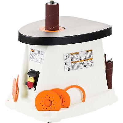 Shop Fox Benchtop Oscillating Spindle Sander - 120 Volt 15 Amp Model W1831