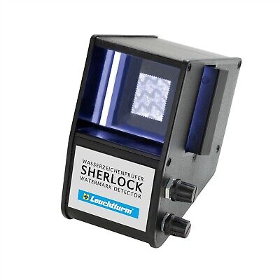 Lighthouse Sherlock Professional Watermark Detector Find Stamps Defects Repairs