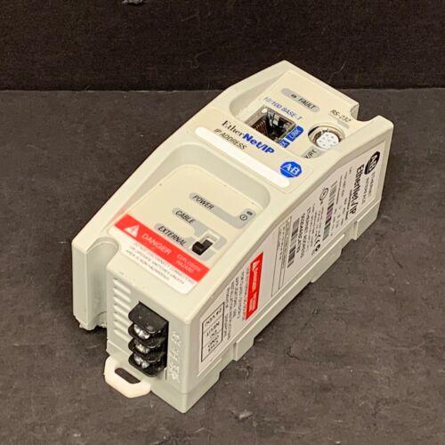 Allen Bradley 1761-NET-ENI D FRN 3.22 MicroLogix Ethernet Interface Module #3