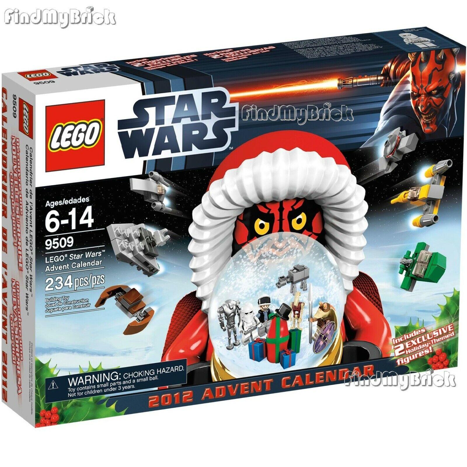 LEGO® Star Wars 75023 Adventskalender NEU OVP/_ Advent Calendar NEW MISB NRFB