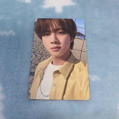 BTS Bangtan Boys Single Album Butter Jin Type-B Photo Card Official(5