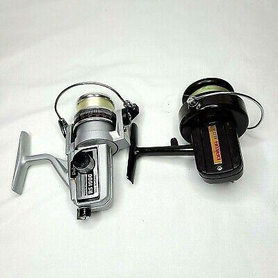 Similar to Daiwa 7000c Reel Details about  /Vintage Ryobi Powerful NO.3 Spinning Reel –