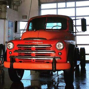 1950 Fargo FN3 Dually fathead 1 1/2 ton