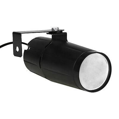3W White Pin Spot Light Tight Beam Led DJ Mirror Ball Light Club Effect Lighting](Led Mirror Ball)