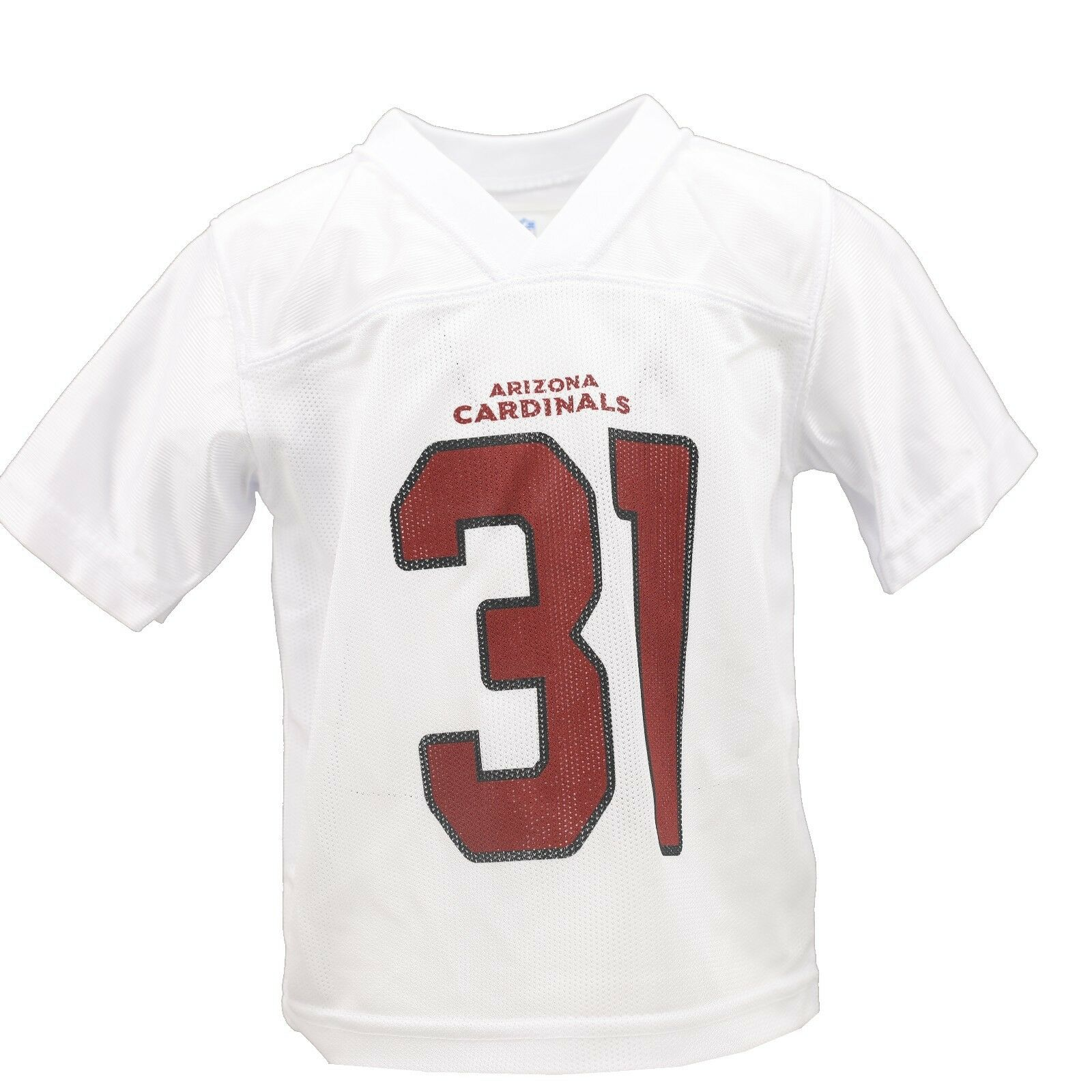 eb7c79acd710 Arizona Cardinals NFL Toddler David Johnson Jersey-Style Athletic Shirt New  Tags