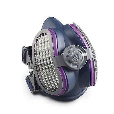 Miller Lpr-100 Half Mask Respirator With P100 Filters - Mdlg Ml00895