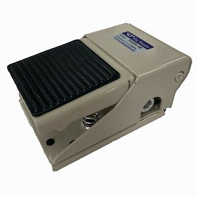 2position 4 Port Air Pneumatic Switch 14 Npt Foot Operate Pedal Controlvalve