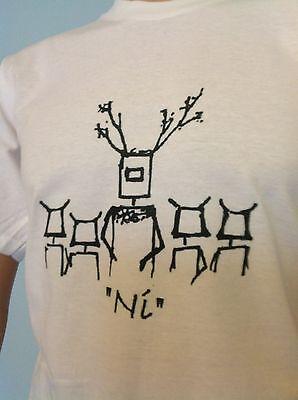 MONTY PYTHON, DIE RITTER WER NI SAGEN! Heiliger Gral Zeichnung style T-Shirt