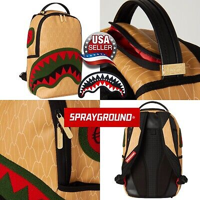 RARE SPRAYGROUND LIMITED EDITION SPUCCI GANG BACKPACK. NEW WITH TAGS..!!!