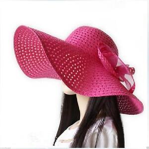 dd2c585b Women's Summer Floppy Hats