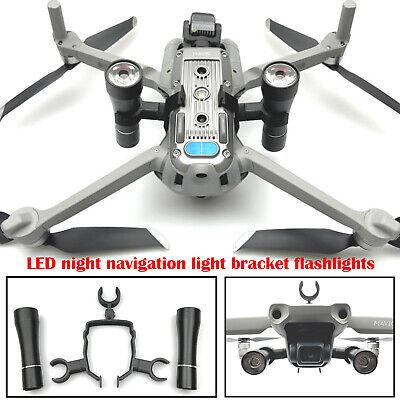 LED Night Navigation Light Mount Flight Flashlights for DJI Mavic Air 2 Drone