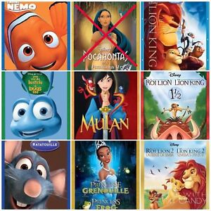 Films d'animation