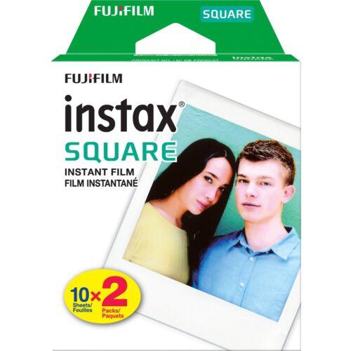 FUJIFILM instax SQUARE Instant Twin Pack Film (20 Exposures) #16583664